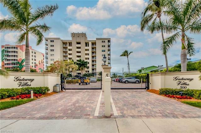 500 Estero Boulevard #295, Fort Myers Beach, FL 33931 (MLS #221023026) :: Wentworth Realty Group