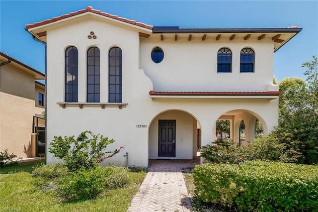 1276 Kendari Terrace, Naples, FL 34113 (MLS #221023032) :: Realty World J. Pavich Real Estate