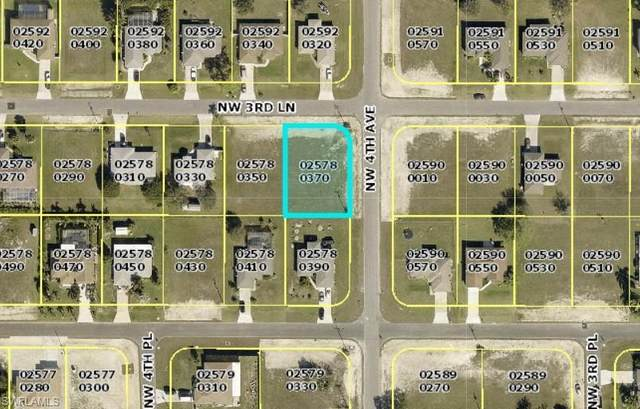 400 NW 3rd Lane, Cape Coral, FL 33993 (MLS #221023147) :: RE/MAX Realty Team
