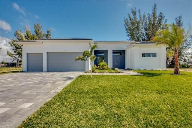 3325 SW 11th Court, Cape Coral, FL 33914 (MLS #221023173) :: Premiere Plus Realty Co.