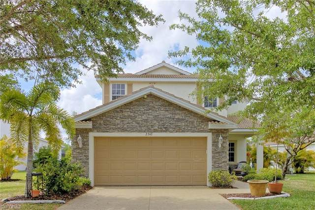 2743 Blue Cypress Lake Court, Cape Coral, FL 33909 (MLS #221023726) :: RE/MAX Realty Group