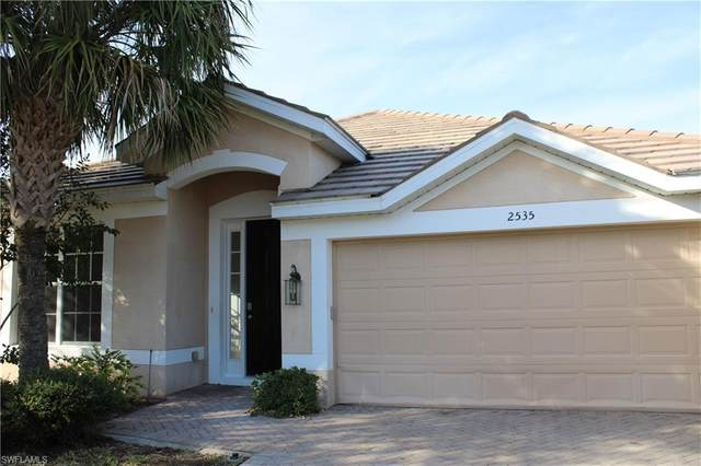 2535 Sutherland Court, Cape Coral, FL 33991 (MLS #221023789) :: Realty Group Of Southwest Florida