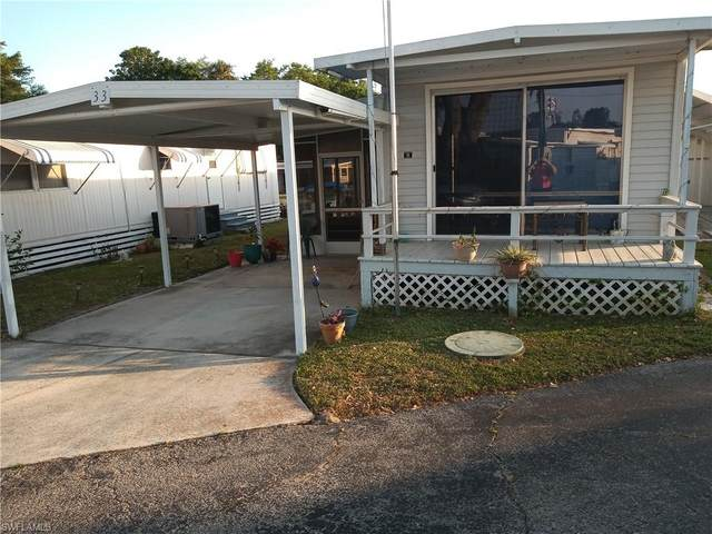 2012 S Olga Drive #33, Fort Myers, FL 33905 (MLS #221023838) :: Realty World J. Pavich Real Estate