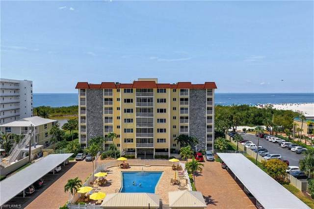 6900 Estero Boulevard #405, Fort Myers Beach, FL 33931 (MLS #221024020) :: Clausen Properties, Inc.