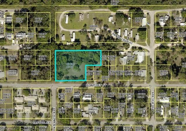 338 Monterey Street, North Fort Myers, FL 33903 (MLS #221024025) :: Realty World J. Pavich Real Estate