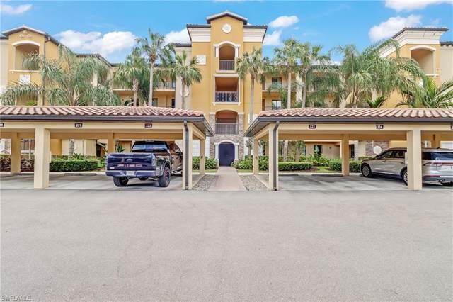 17921 Bonita National Boulevard #214, Bonita Springs, FL 34135 (MLS #221024159) :: #1 Real Estate Services
