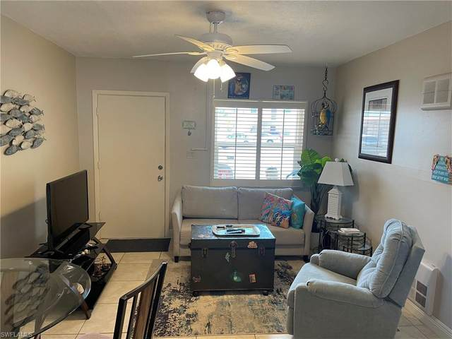 2590 1st Street #114, Fort Myers, FL 33901 (MLS #221024341) :: Realty World J. Pavich Real Estate