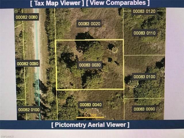 427 Parkman Avenue, Lehigh Acres, FL 33974 (MLS #221024380) :: Domain Realty