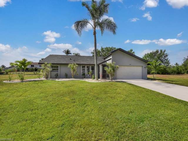 606 SW 35th Street, Cape Coral, FL 33914 (MLS #221024468) :: Realty World J. Pavich Real Estate