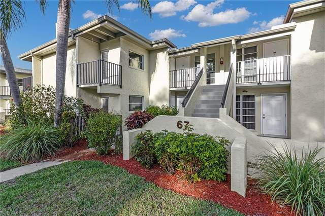 7400 College Parkway 67D, Fort Myers, FL 33907 (MLS #221024844) :: Realty World J. Pavich Real Estate