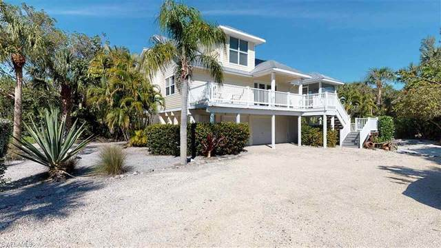 5186 Sea Bell Road, Sanibel, FL 33957 (MLS #221025067) :: Domain Realty