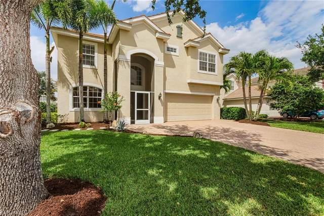 2541 Blackburn Circle, Cape Coral, FL 33991 (MLS #221025076) :: RE/MAX Realty Group