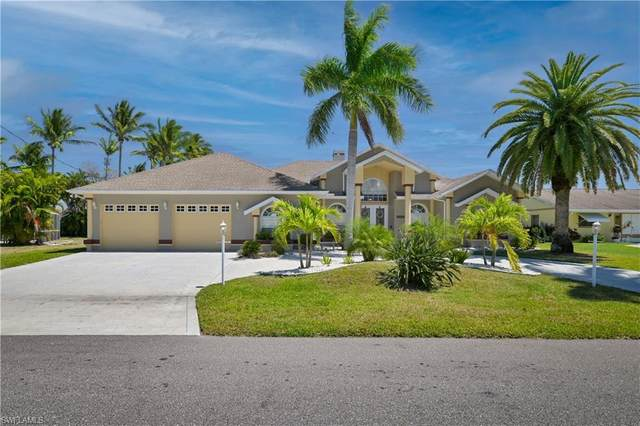 3405 SE 18th Place, Cape Coral, FL 33904 (MLS #221025261) :: Wentworth Realty Group