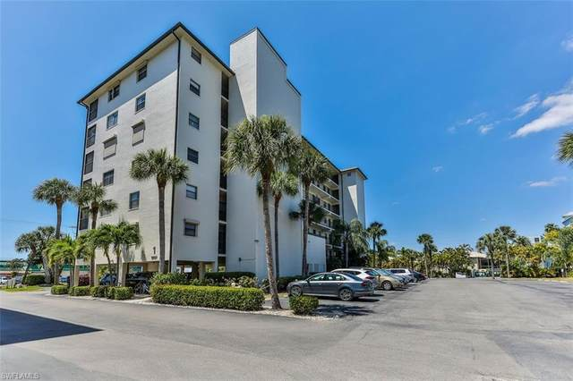 6897 Estero Boulevard #112, Fort Myers Beach, FL 33931 (MLS #221025277) :: RE/MAX Realty Group