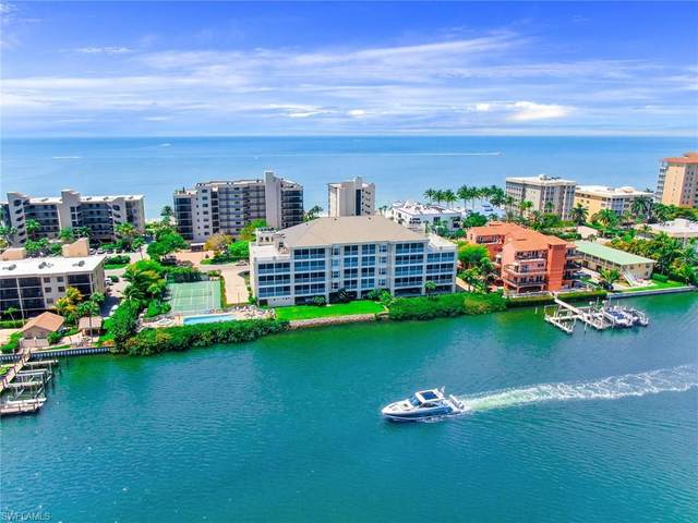 9380 Gulf Shore Drive #104, Naples, FL 34108 (MLS #221025518) :: #1 Real Estate Services