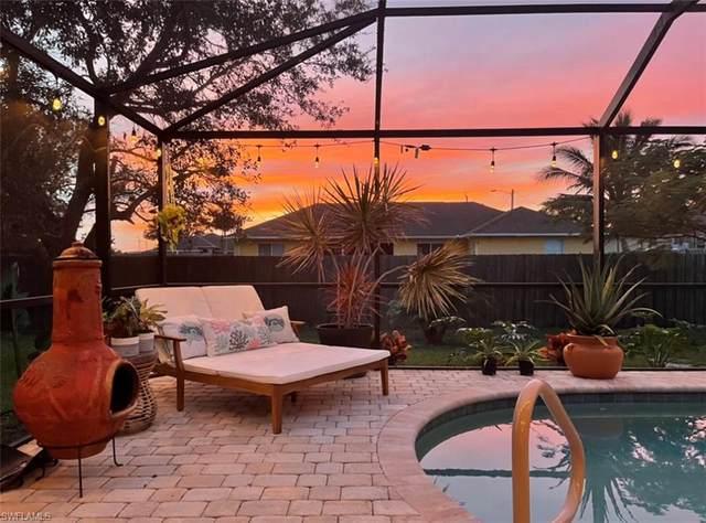 108 SW 34th Place, Cape Coral, FL 33991 (MLS #221025796) :: Clausen Properties, Inc.