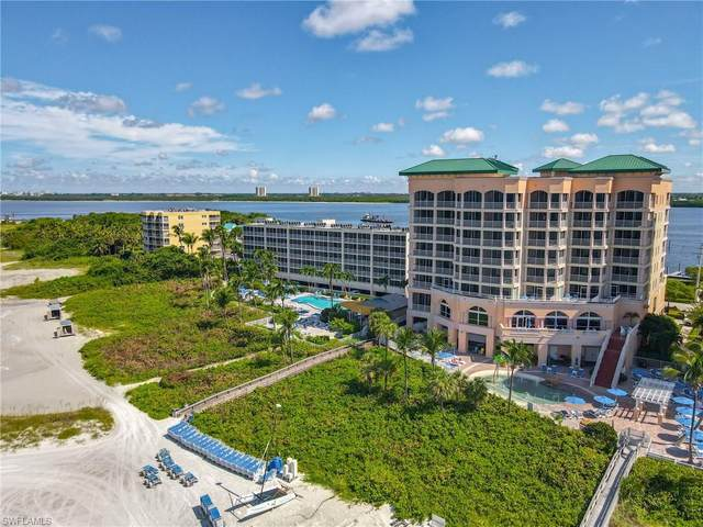 190 Estero Boulevard #306, Fort Myers Beach, FL 33931 (MLS #221025871) :: BonitaFLProperties