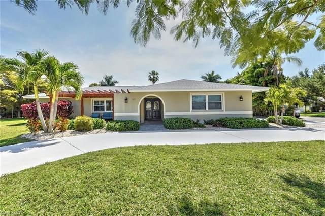 5673 Eichen Circle W, Fort Myers, FL 33919 (MLS #221026001) :: NextHome Advisors