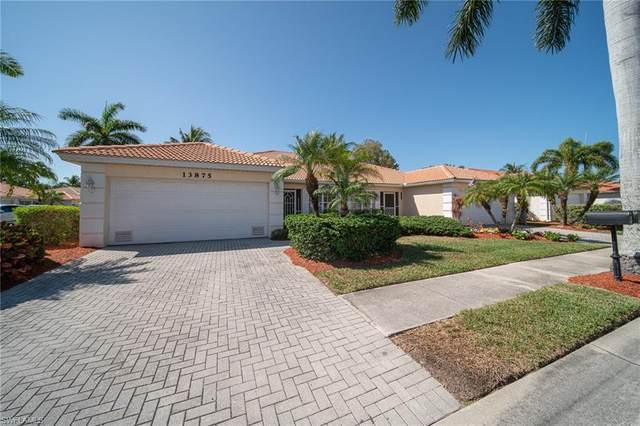 13875 Lily Pad Circle, Fort Myers, FL 33907 (MLS #221026049) :: RE/MAX Realty Group