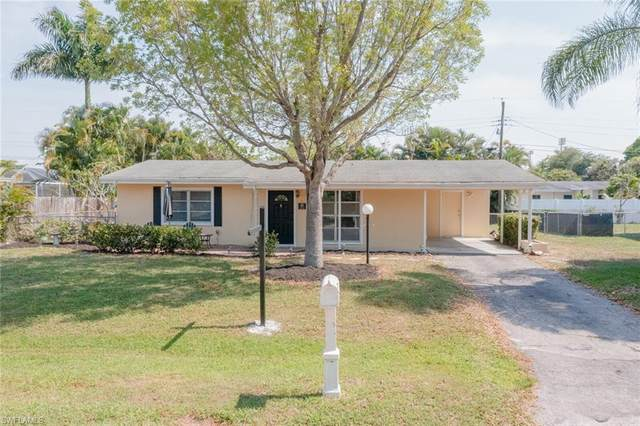 1442 Mandel Road, Fort Myers, FL 33919 (MLS #221026149) :: Wentworth Realty Group