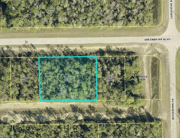 211/213 Greenbriar Boulevard, Lehigh Acres, FL 33972 (MLS #221026226) :: Realty World J. Pavich Real Estate
