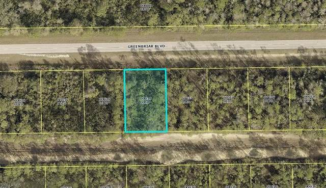 221/223 Greenbriar Boulevard, Lehigh Acres, FL 33972 (MLS #221026227) :: Realty World J. Pavich Real Estate