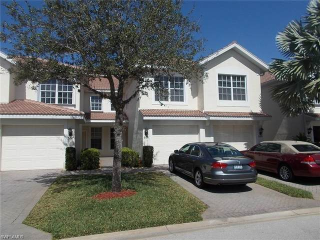 11027 Mill Creek Way #506, Fort Myers, FL 33913 (MLS #221026231) :: RE/MAX Realty Group