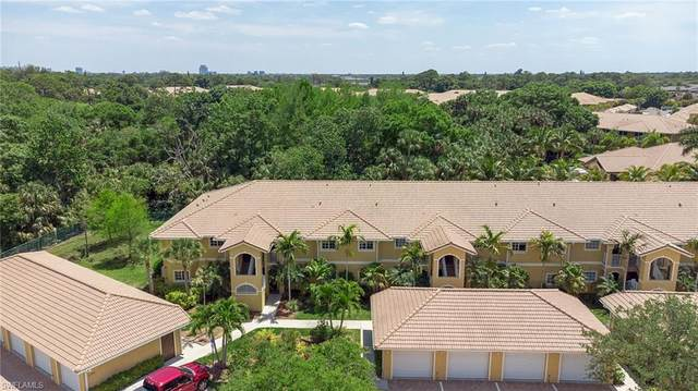 1125 Winding Pines Circle #201, Cape Coral, FL 33909 (MLS #221026291) :: Waterfront Realty Group, INC.
