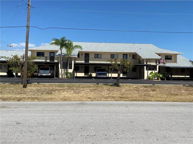 4805 Sorrento Court #105, Cape Coral, FL 33904 (MLS #221026404) :: Wentworth Realty Group