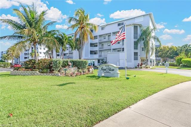 4511 Bay Beach Lane #315, Fort Myers Beach, FL 33931 (MLS #221026492) :: Realty World J. Pavich Real Estate