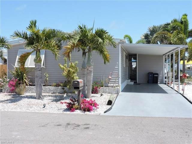 2930 Binnacle Lane, St. James City, FL 33956 (MLS #221026591) :: NextHome Advisors