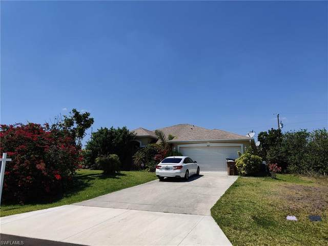 407 NW 7th Terrace, Cape Coral, FL 33993 (MLS #221026601) :: Realty World J. Pavich Real Estate