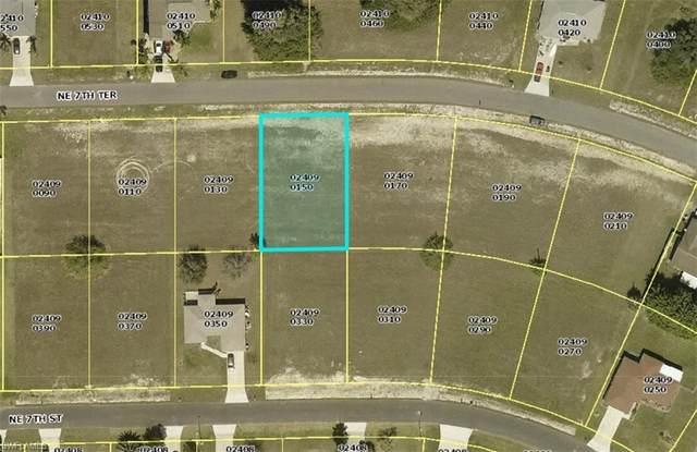 332 NE 7th Terrace, Cape Coral, FL 33909 (#221026635) :: Jason Schiering, PA