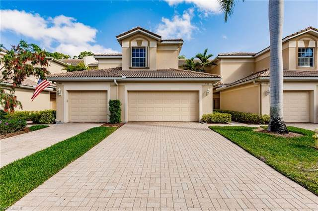 6010 Jonathans Bay Circle #402, Fort Myers, FL 33908 (MLS #221026685) :: NextHome Advisors