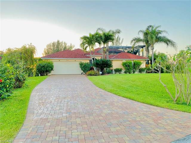 2556 NW 21st Place, Cape Coral, FL 33993 (#221026723) :: Jason Schiering, PA