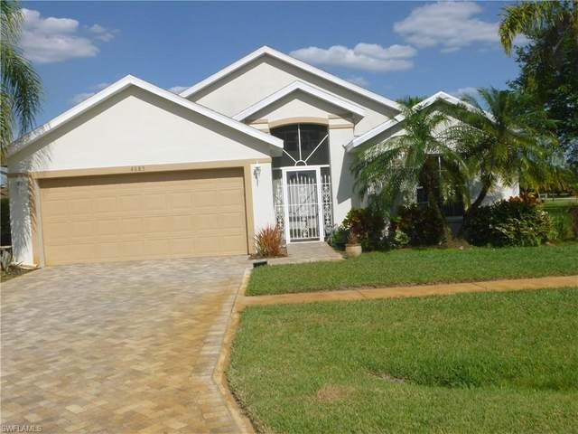 4685 Varsity Circle, Lehigh Acres, FL 33971 (MLS #221026846) :: RE/MAX Realty Group