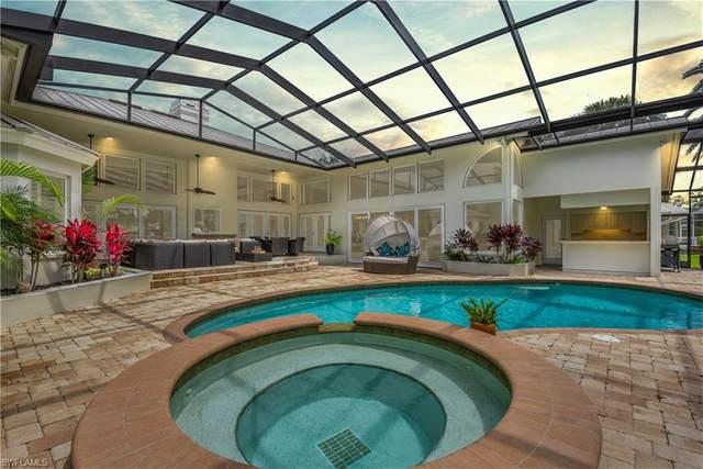 12931 White Violet Drive, Naples, FL 34119 (MLS #221026855) :: Realty Group Of Southwest Florida