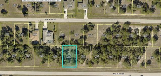3815 NW 45th Terrace, Cape Coral, FL 33993 (MLS #221026908) :: #1 Real Estate Services