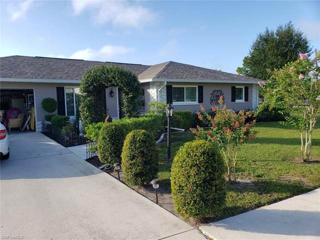 5861 Poetry Lane, North Fort Myers, FL 33903 (MLS #221026927) :: RE/MAX Realty Team