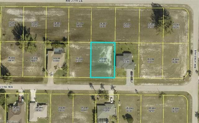 4313 NW 27th Terrace, Cape Coral, FL 33993 (MLS #221026943) :: Tom Sells More SWFL | MVP Realty