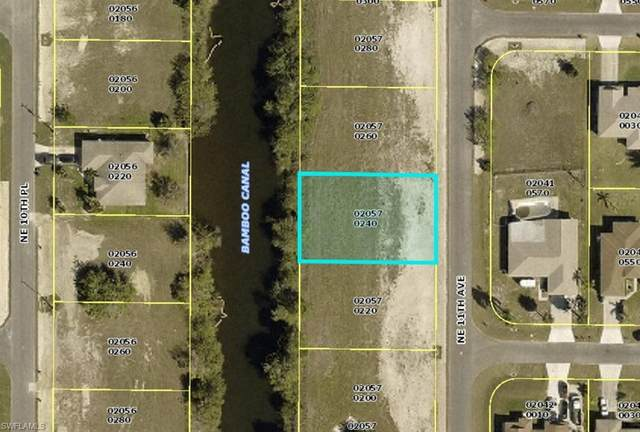 1020 NE 11th Avenue, Cape Coral, FL 33909 (MLS #221026944) :: Tom Sells More SWFL | MVP Realty