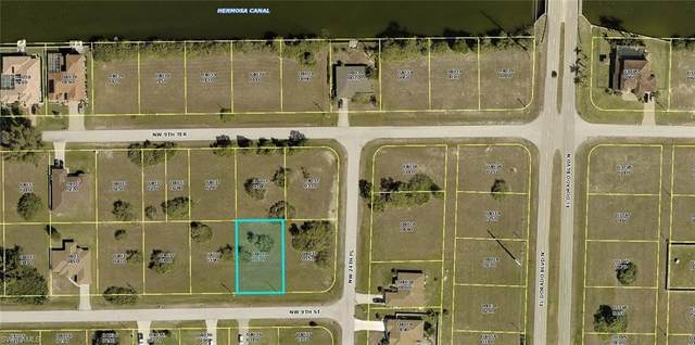 2421 NW 9th Street, Cape Coral, FL 33993 (#221027003) :: Jason Schiering, PA