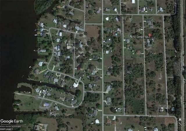 414 Omen Street, Punta Gorda, FL 33982 (MLS #221027011) :: Clausen Properties, Inc.