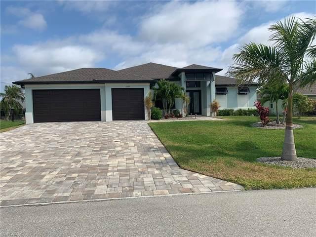 2225 SW 43rd Terrace, Cape Coral, FL 33914 (MLS #221027031) :: Clausen Properties, Inc.