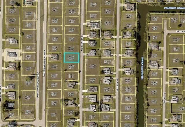 1418 NE Juanita Place, Cape Coral, FL 33909 (#221027052) :: Jason Schiering, PA