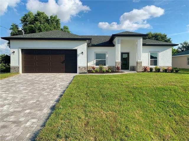 922 NW 12th Lane, Cape Coral, FL 33993 (#221027082) :: Jason Schiering, PA