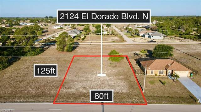 2124 El Dorado Boulevard N, Cape Coral, FL 33993 (MLS #221027097) :: Wentworth Realty Group