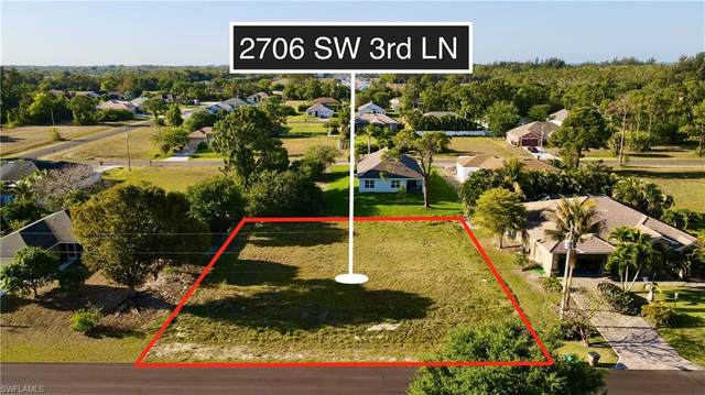 2706 SW 3rd Lane, Cape Coral, FL 33991 (MLS #221027099) :: Eric Grainger | Jason Mitchell Real Estate