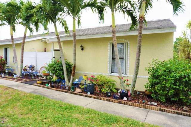 5020 SW Courtyards Way #9, Cape Coral, FL 33914 (MLS #221027124) :: Tom Sells More SWFL | MVP Realty