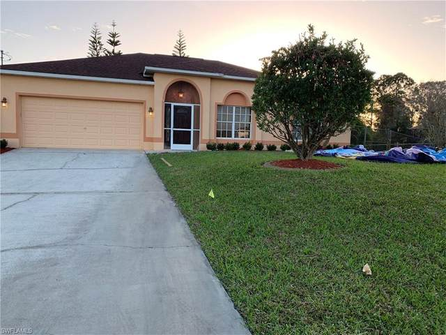 1020 Chauncey Avenue, Lehigh Acres, FL 33971 (MLS #221027132) :: Realty World J. Pavich Real Estate